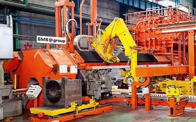 Shandong Weiqiao bestellt Direkt-Indirekt-Strang- und Rohrpresse