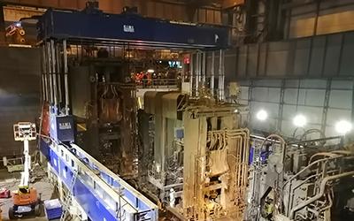Primetals modernisiert ESP-Linie im Stahlwerk Acciaieria Arvedi