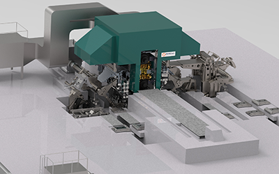 Vietnamesischer Stahlproduzent bestellt Leichtlast-Walzwerk
